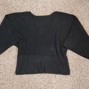 Women's Dolman Sleeve top